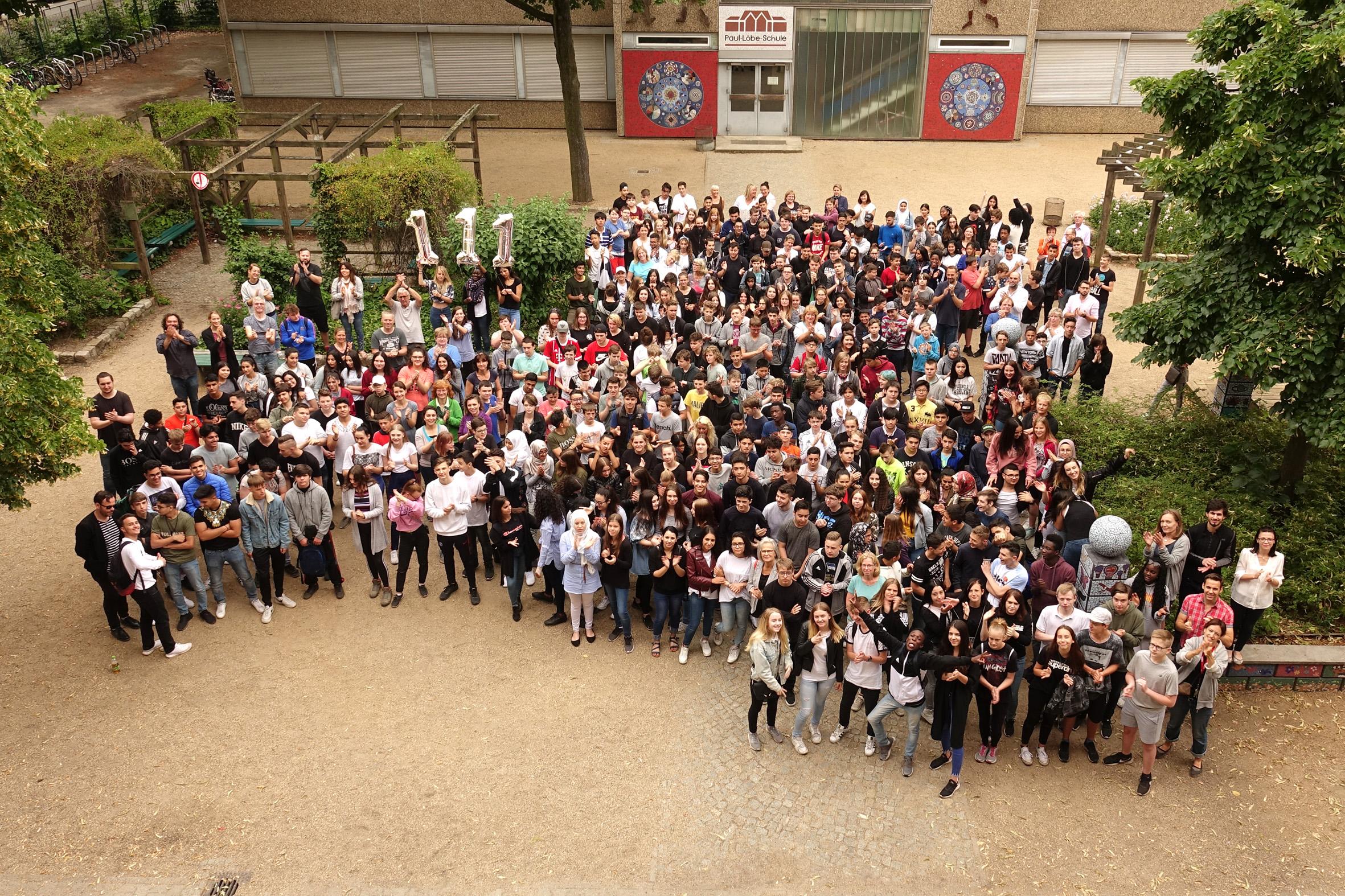 Unsere Schule in Reinickendorf