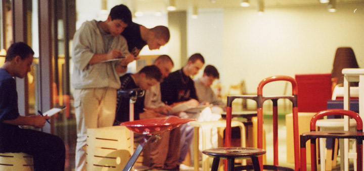 Schülerfirmen an der Paul-Löbe-Schule